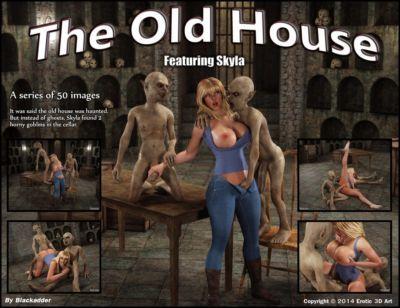Blackadder- The Old House