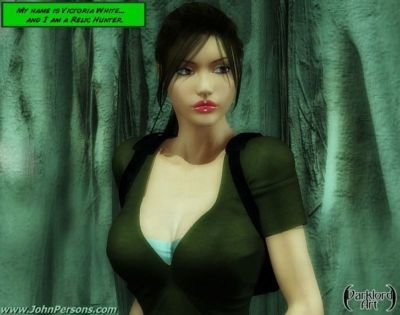Relic Hunter- Lara Croft- Darklord