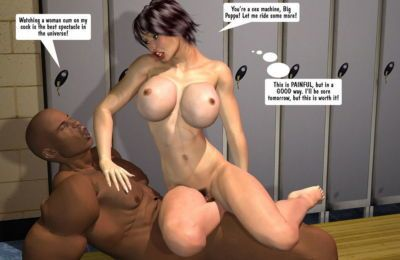 Cindy & Paul at the Gym - part 2