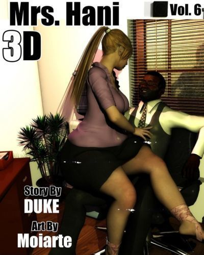 Mrs.Hani 3D Vol 6- Duke Honey