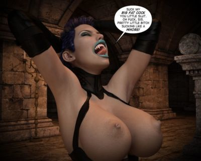 Helen Black Vampire Hunter - To Hell 1 - part 4