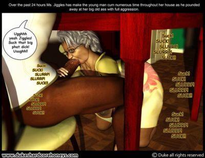 Ms Jiggles 3D 4