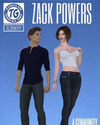 Zack Powers