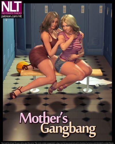 Mothers Gangbang