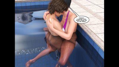 Incest story - Aunt - part 3