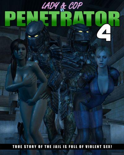 Lady & Cop VS Penetrator 4