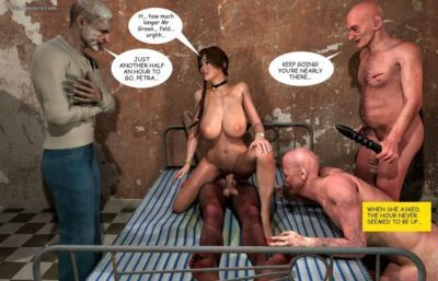 Lost Bet – Petra Helps The Elderly - part 8