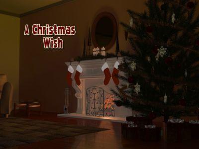 一個 圣誕節 希望
