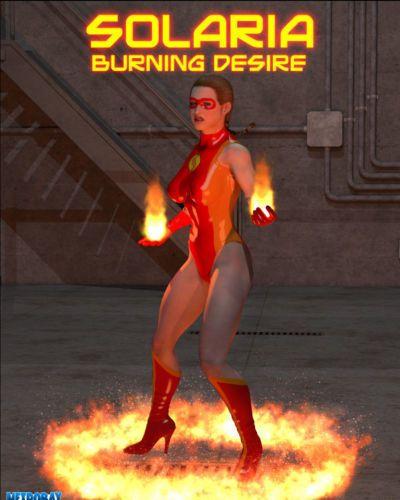Solaria Burnin Desire 1- 6