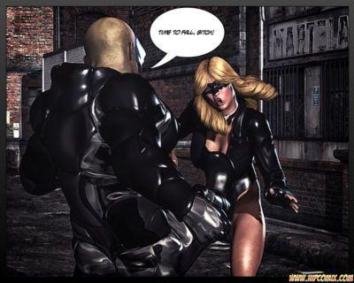 Black Strix - The Black Hand of Fate - part 6