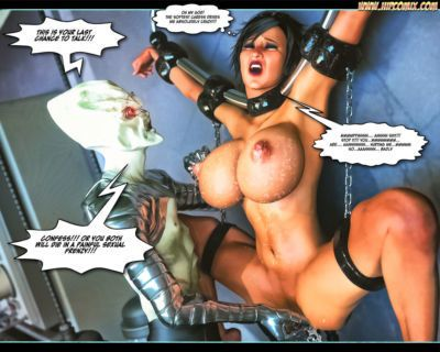 Hip Girl - Captive of Guul 9-10 - part 2