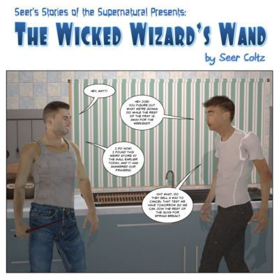 The Wicked Wizard's Wand