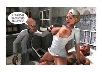 Hollys Freaky Encounters - Night Shift Nurse - part 4
