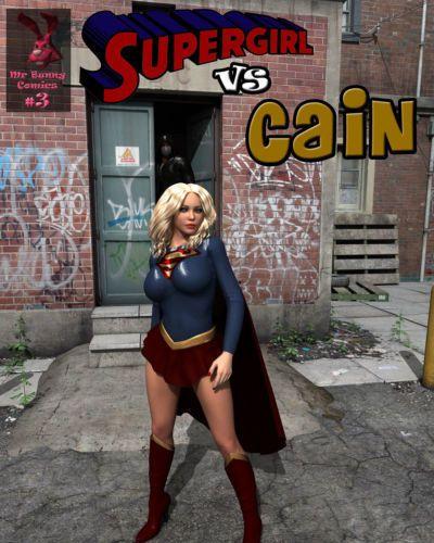 supergirl vs cain