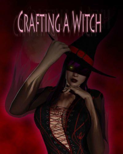 各具特色的 一個 女巫