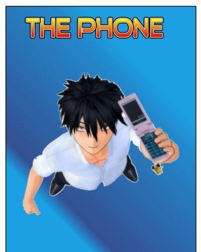 的 电话 - 第一章 1 和 2