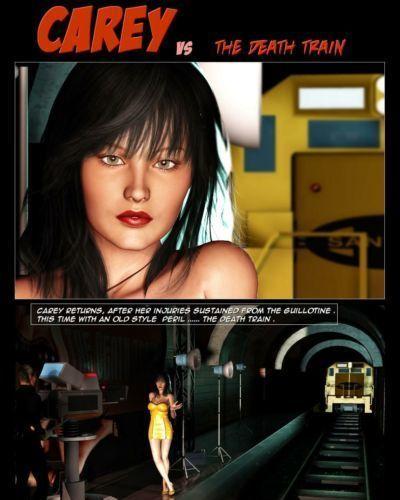 凱里 vs 的 死 火車
