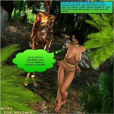 達達 的 叢林 貝貝 - 一部分 9