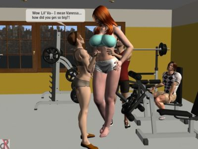 Cheap Tricks II - Audreys Devious Plan C - part 2