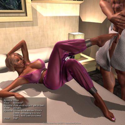 金星 島 機密 版 1 - 一部分 3