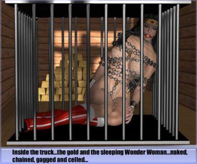 Wonder Woman - All That Glitters - part 3