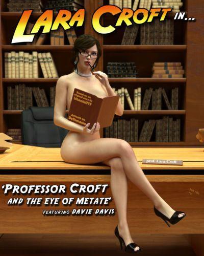 教授 克羅夫特 和 的 眼睛 的 梅塔特