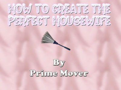 如何 要 創建 的 完美的 家庭主婦