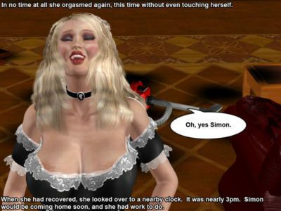 How to create the Perfect Housewife - part 4