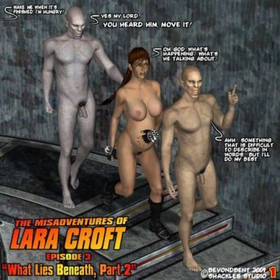 The Misadventures of Lara Croft - Episode 3
