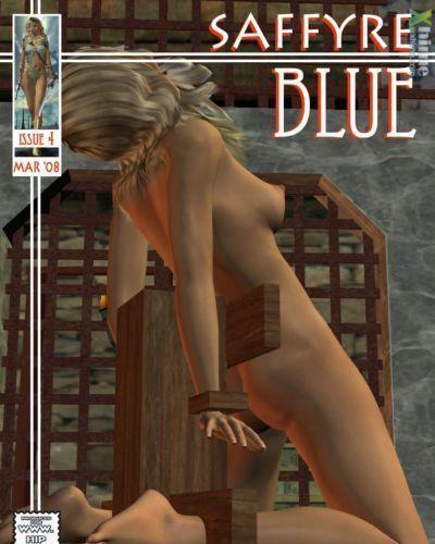 saffyre 藍色 4