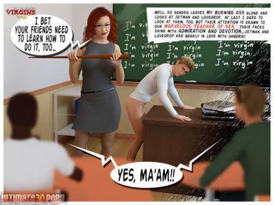 Anonimous Virgins - Episode 2 - Sex Lesson - part 3