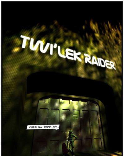 Twilek Raider