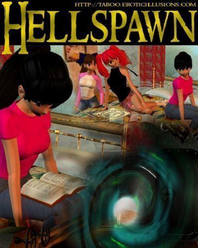 Hellspawn 1-3