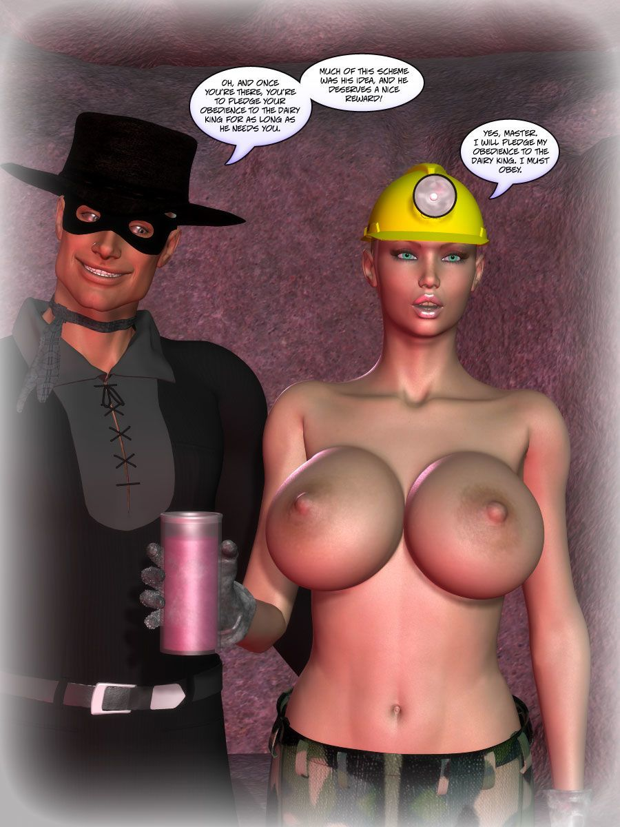 Sex Pets of the Wild West 13-21