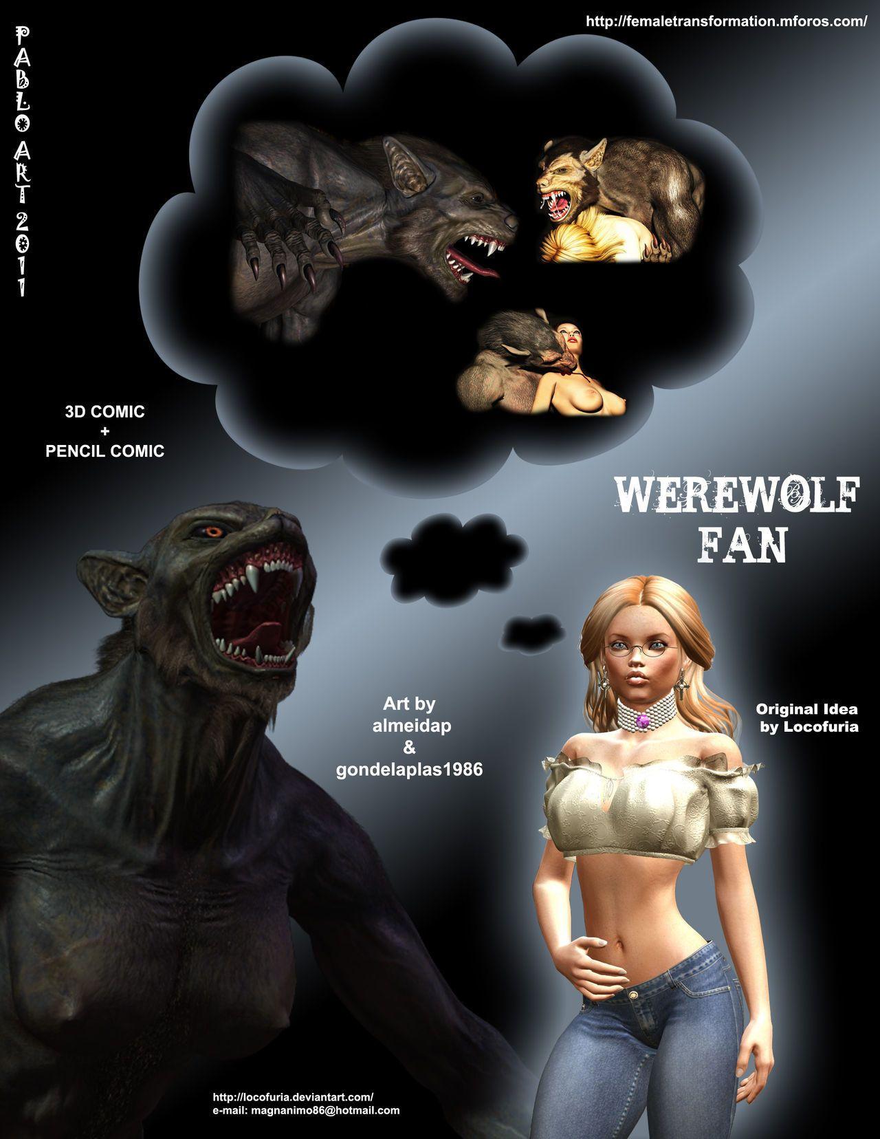 Werewolf porn pics adult movies