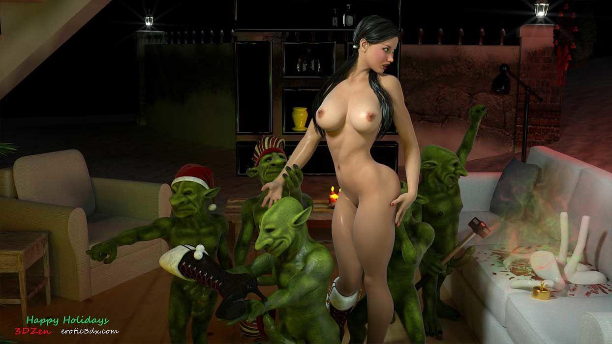 Carinas Nightmare Before Christmas - part 2