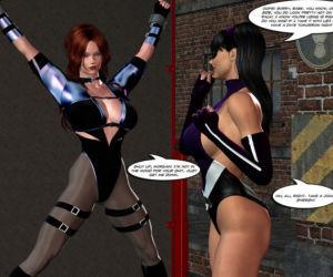 Legion Of Superheroines Annual 2011 & 2012 - part 2