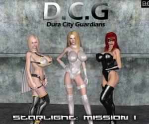 Dura City Guardians in Starlight - Mission 1