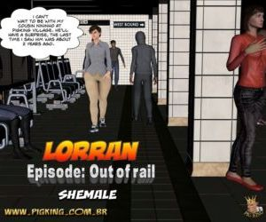 Lorran- Out of rail,Pig king