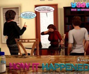 Y3DF- How it Happened