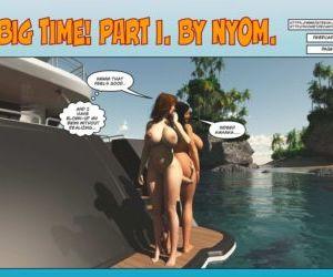 Nyom - Big Time ch.1 - part 2