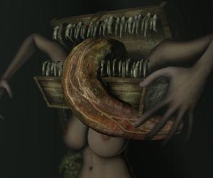 ARTIST Creepychimera - part 8