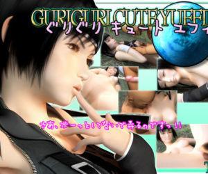 Guri Guri Cute Yuffie - part 3