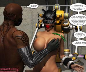 Cain vs Catwoman - part 3