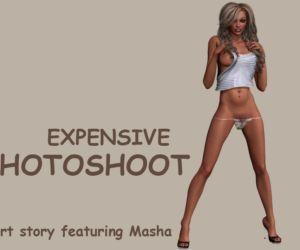 Expensive Photoshoot