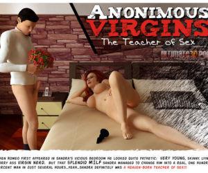 Anonimous Virgins - Part 1 - The Teacher of Sex