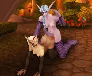 Shikrons World of Warcraft Screenshot Manipulations
