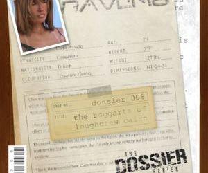 The Dossier 08- Epoch- Clara Ravens