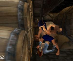 World of Warcraft Screenshot Manipulations - part 7