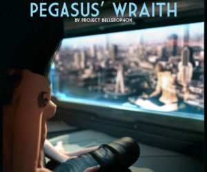 Nemesis Bellerophon STFW 13: Pegasus Wraith - part 3
